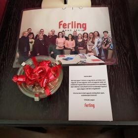 FERLING - Köszöntő 1200 km távolból