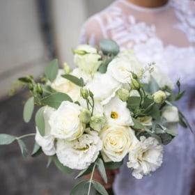 Dori Legradi Flowers - Esküvői csokor