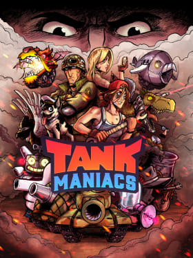 GAMELAB Zrt. - Tank Maniacs