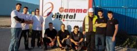 Gamma Digital - Csapatfotó