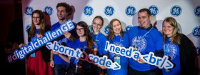 GE Digital Careers Hungary - Team photos
