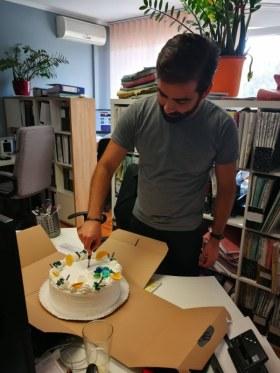 GoldenEggs Könyvelő Iroda Szeged - Ha szülinap van, torta IS van