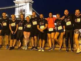 Grape Solutions Zrt - Generali Night Run