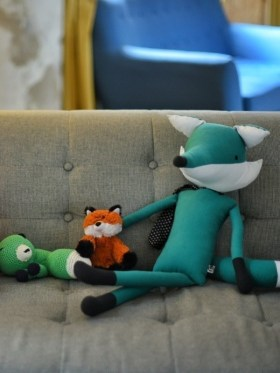 Green Fox Academy - Kedvenc tárgy az irodában