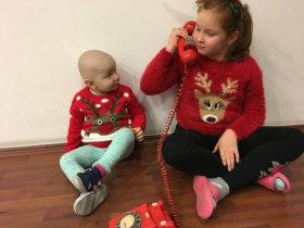 Gyermekgyógyítók - 1 pulcsi és 1 SMS!