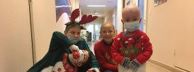 Gyermekgyógyítók - Csapatfotó