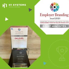 H1 Systems Mérnöki Szolgáltatások Kft. - Employer Branding Award