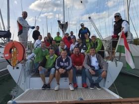 H1 Systems Mérnöki Szolgáltatások Kft. - Építők Vitorlás Kupa 2019