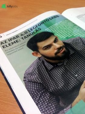 Hiflylabs - GyártásTrend Magazin 2019.12.