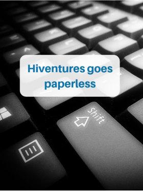 Hiventures - Szerződéseink elektronikusak