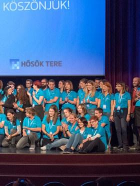 Hősök Tere Kezdeményezés - HeroiKon 2017 csapat +