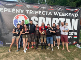 HRT Spedition Kft. - Eplény HRT Spartan Crew