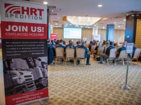 HRT Spedition Kft. - HRT WorkshopX #JOINUS
