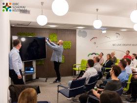 IDBC Creative Solutions - Agilitás MEETUP
