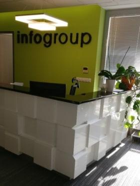 Infogroup - Fotó az irodáról  - Budapest, Bartók Béla út 105, 1115 Magyarország