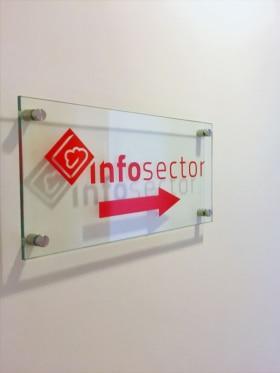 Infosector - Könnyen megtalálhatóak vagyunk