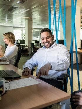 Innodox - Fotó az irodáról