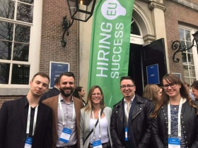 INNOVIEW - Konferencián jártunk Amsterdam