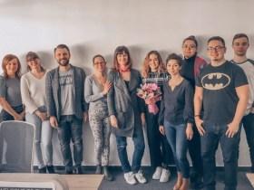 INNOVIEW - Virág utolsó munkanapja