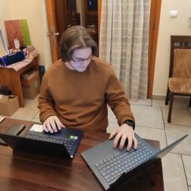 Multitasking :)