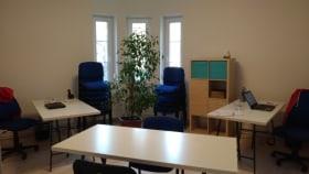 International Education Centre for Global Minds - IEC Online GmbH - Fotó az irodáról  - Budapest, Bartók Béla út 86, 1115 Hungary