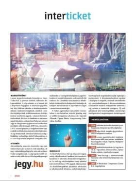 InterTicket Kft. - Superbrands díj