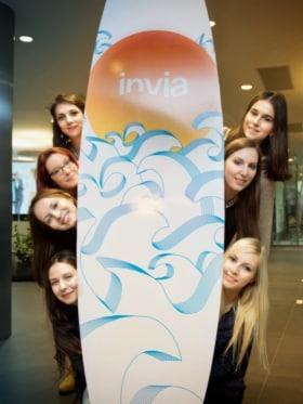 Invia.hu Kft. - Kedvenc tárgy az irodában