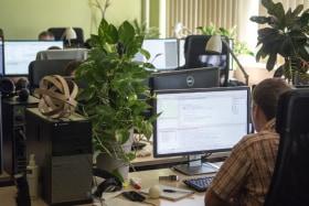 IP Systems - Fotó az irodáról