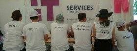 IT Services Hungary - Csapatfotó