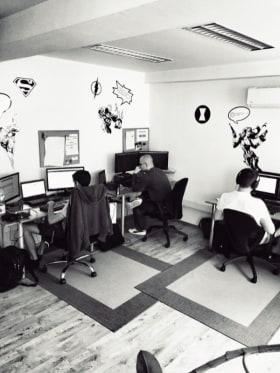 Jacsomedia Smart Web Applications - Fotó az irodáról