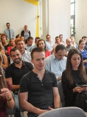 Jobsgarden Kft. - A jövő munkavállalója meet up!