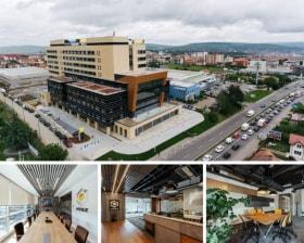 KÉSZ Románia - Fotó az irodáról  - Calea Turzii 178, Cluj-Napoca 400000, Románia