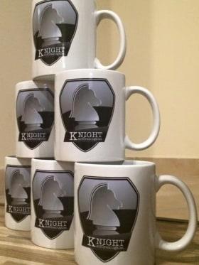 Knight Sofőrszolgálat - Kedvenc tárgy az irodában