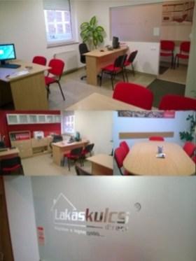 LAKÁSKULCS-direct Sopron - Fotó az irodáról