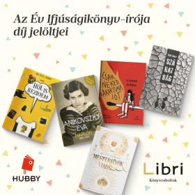 Libri-Bookline - Az Év Ifjúságikönyv-írója díj