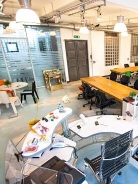 Loffice Budapest - Fotó az irodáról
