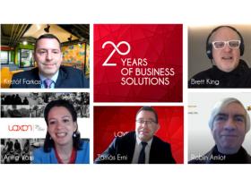 Loxon Solutions - 20. szülinapi webinarunk