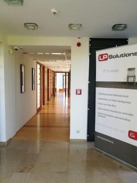 L&P Solutions - Fotó az irodáról