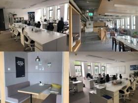 Manuvia Expert Recruitment - Fotó az irodáról  - Budapest, 6. emelet, Futó u. 35-37, 1082 Hungary, Spaces - Budapest, Spaces Corvin Towers
