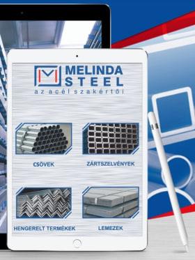 MELINDA STEEL - Fő termékeink
