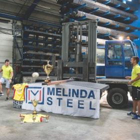 MELINDA STEEL - Kreatívitás, Teqball