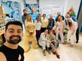 MiniCRM - 												Pajamas Day @Cluj