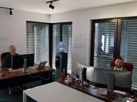 MiniCRM - A Product team egy része @Cluj