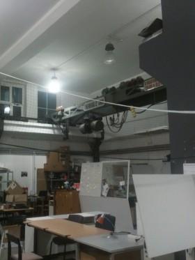 Miutcánk - Fotó az irodáról
