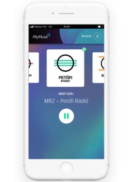 Möbius - Telenor MyMusic PWA