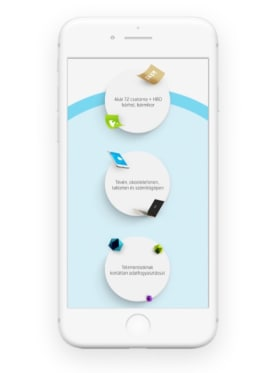 Möbius - Telenor MyTV product site