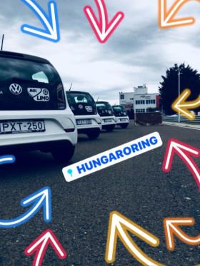 MOL Limitless Mobility Kft. - VW találkozón a MOL Limo