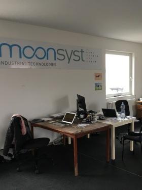 Moonsyst Zrt - Fotó az irodáról
