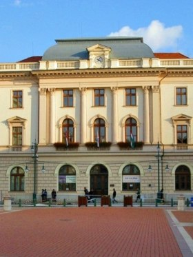 Nemzeti Közművek - Fotó az irodáról