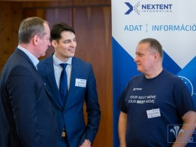 Nextent Informatika - Offline Day a Pázmányon